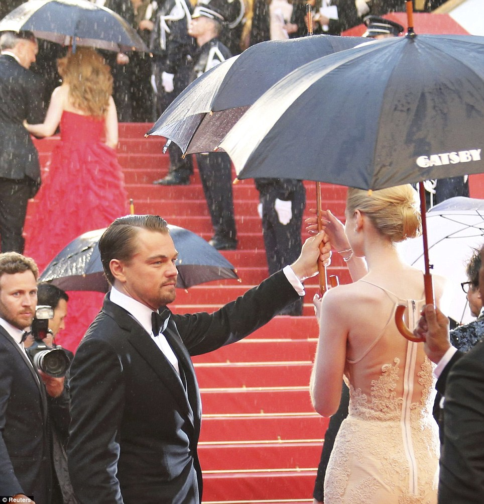Leonardo DiCaprio. Zdroj: Reuters