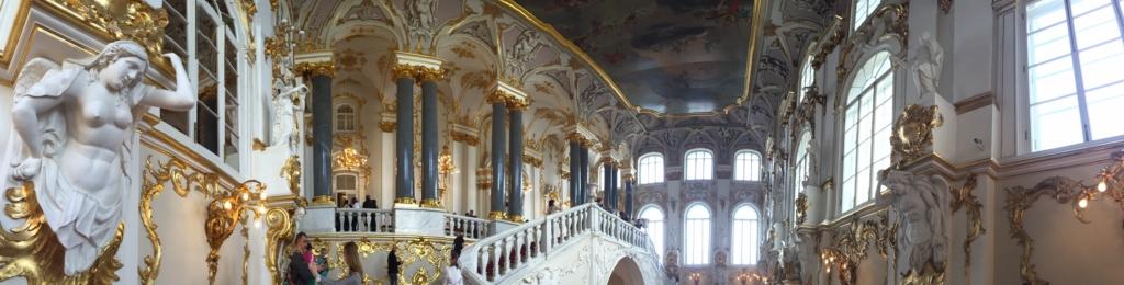Ermitáž Petrohrad