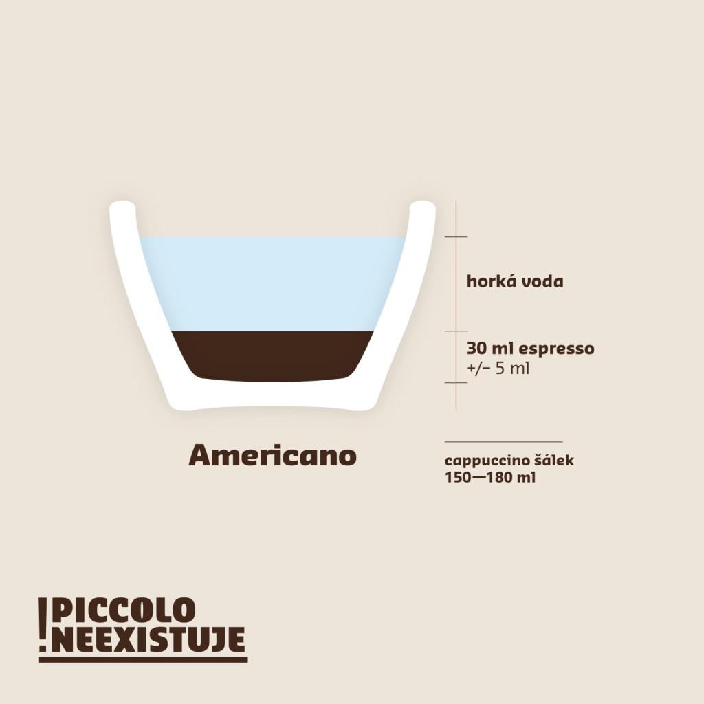 Americano návod