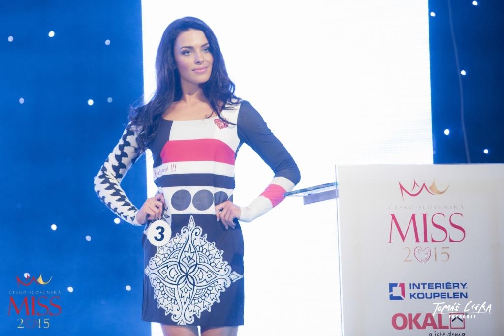 Desigual na Česko-Slovenské Miss