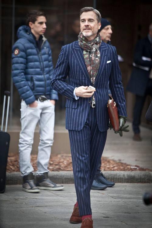 Elegantní a styloví starší lidé. Zdroj: FB Styl Issimo